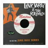 "45RE ✦ LINK WRAY ✦ ""Black Widow / Mustang"" - Monster Instrumental"
